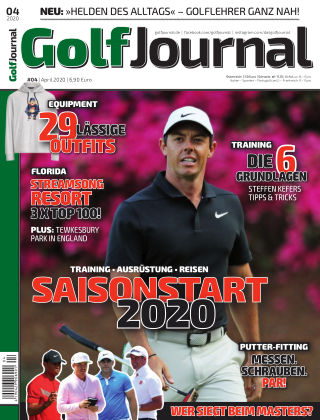 Golf Magazin 04/2020