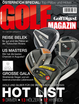 Golf Magazin NR. 04 2020