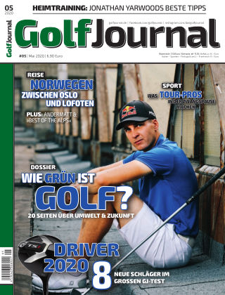 Golf Magazin 05/2020
