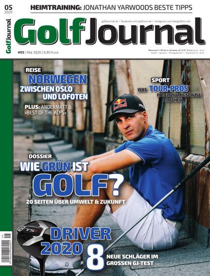 Golf Magazin April 23, 2020 00:00