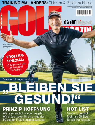 Golf Magazin NR. 05 2020