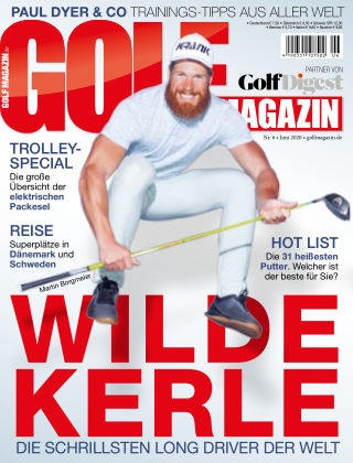 Golf Magazin NR. 06 2020