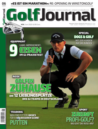 Golf Magazin 06/2020