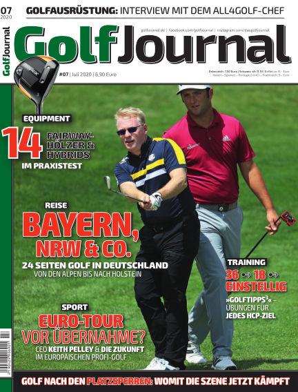 Golf Magazin June 24, 2020 00:00