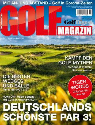 Golf Magazin NR. 07 2020