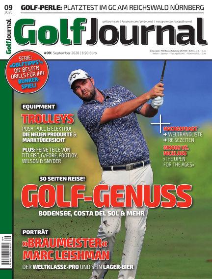 Golf Magazin August 19, 2020 00:00