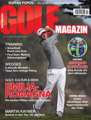 Golf Magazin NR. 10 2020