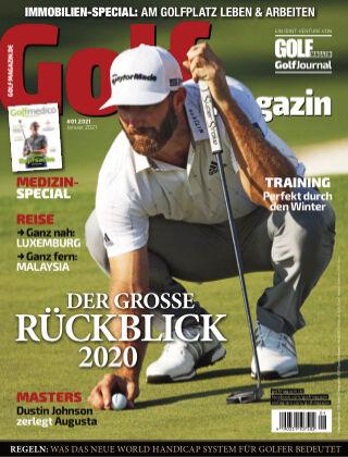 Golf Magazin 01-2021