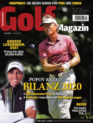 Golf Magazin 02-2021