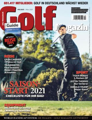 Golf Magazin 03-2021