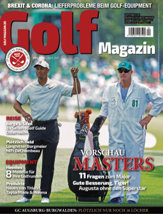 Golf Magazin 04-2021
