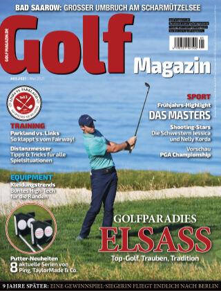 Golf Magazin 05-2021