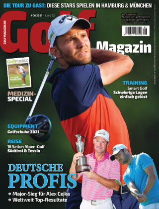 Golf Magazin 06-2021