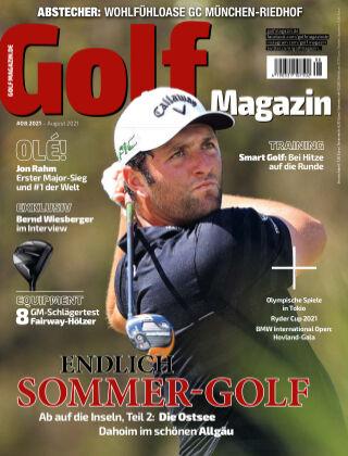 Golf Magazin 08-2021