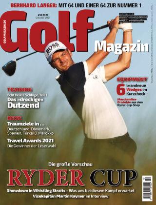 Golf Magazin 10-2021