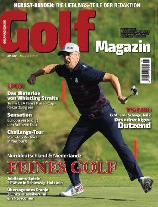 Golf Magazin 11-2021