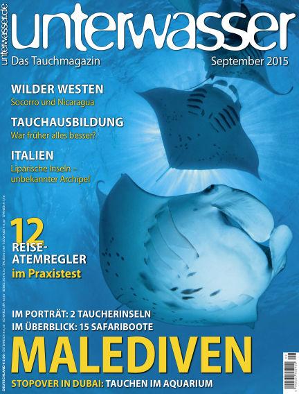 unterwasser August 13, 2015 00:00