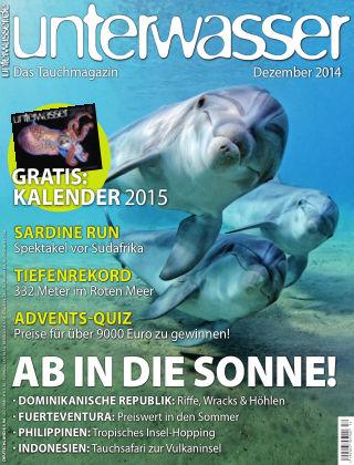 unterwasser 12/2014