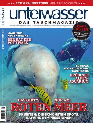 unterwasser 09/2019
