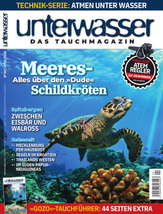 unterwasser 04/2020