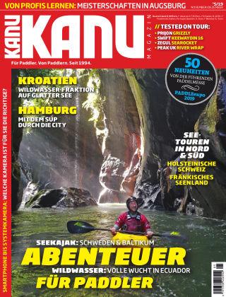 KANU MAGAZIN 05/2019