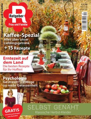 RATGEBER Frau und Familie Nr. 09/2016