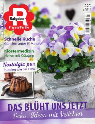 RATGEBER Frau und Familie Nr. 03/2017