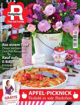 RATGEBER Frau und Familie Nr. 09/2017