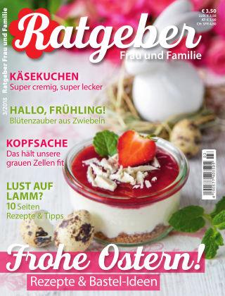 RATGEBER Frau und Familie Nr. 3/2018