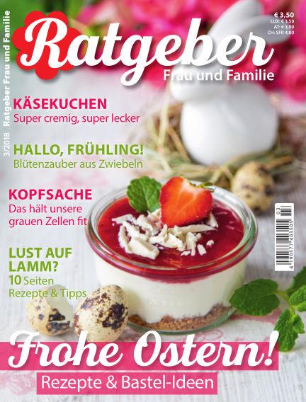 RATGEBER Frau und Familie February 23, 2018 00:00
