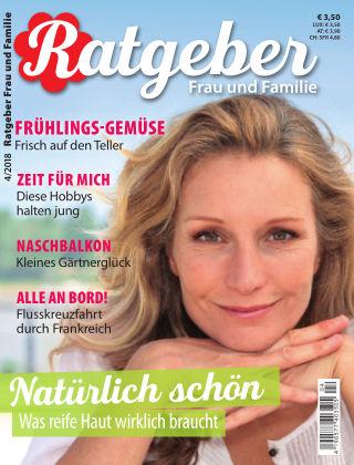 RATGEBER Frau und Familie Nr. 4/2018