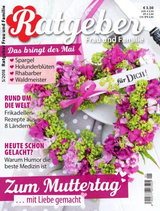 RATGEBER Frau und Familie Nr. 5/2018