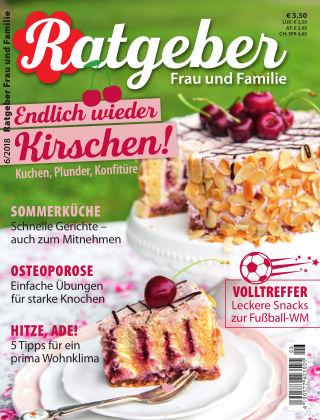 RATGEBER Frau und Familie Nr. 6/2018