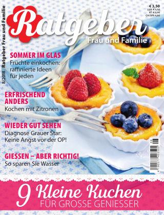 RATGEBER Frau und Familie Nr. 8/2018