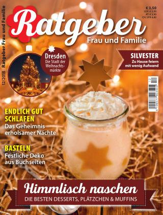 RATGEBER Frau und Familie Nr. 12/2018