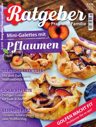 RATGEBER Frau und Familie Nr. 9/2019