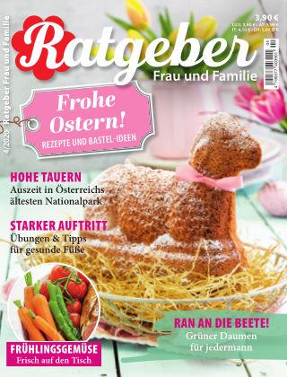 RATGEBER Frau und Familie Nr. 4/2020