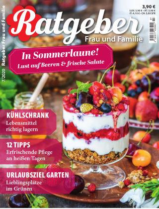 RATGEBER Frau und Familie Nr. 7/2020
