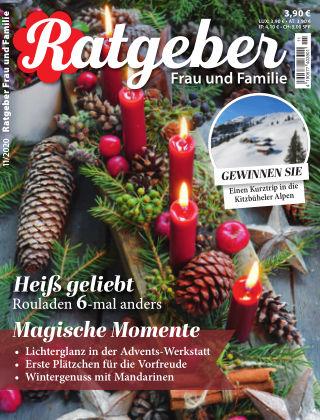 RATGEBER Frau und Familie Nr. 11/2020