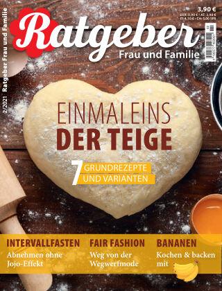 RATGEBER Frau und Familie Nr. 2/2021