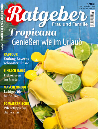 RATGEBER Frau und Familie Nr. 7/2021