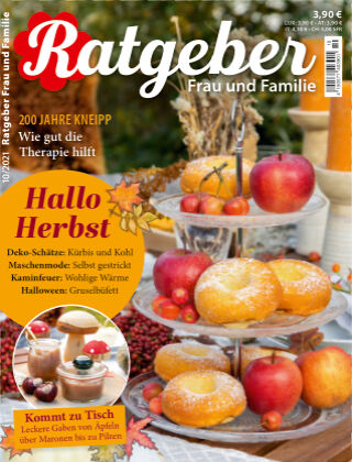 RATGEBER Frau und Familie Nr. 10/2021
