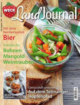 WECK LandJournal Nr. 4/2016
