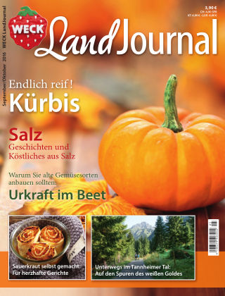 WECK LandJournal Nr. 05/2016