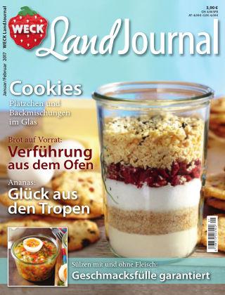 WECK LandJournal Nr. 01/2017