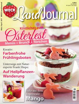 WECK LandJournal Nr. 02/2017