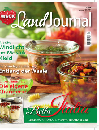WECK LandJournal Nr. 3/2017