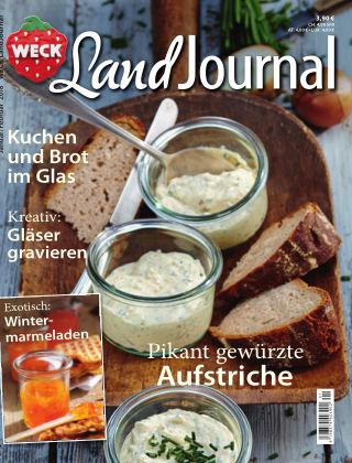 WECK LandJournal Nr. 1/2018