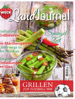 WECK LandJournal Nr. 3/2018