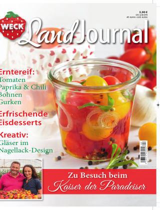 WECK LandJournal Nr. 4/2018